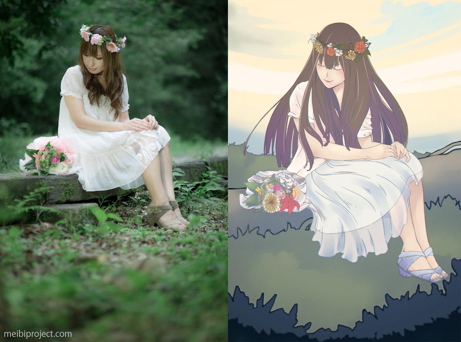 Yuki Yoneyama by Helmi Helmawan