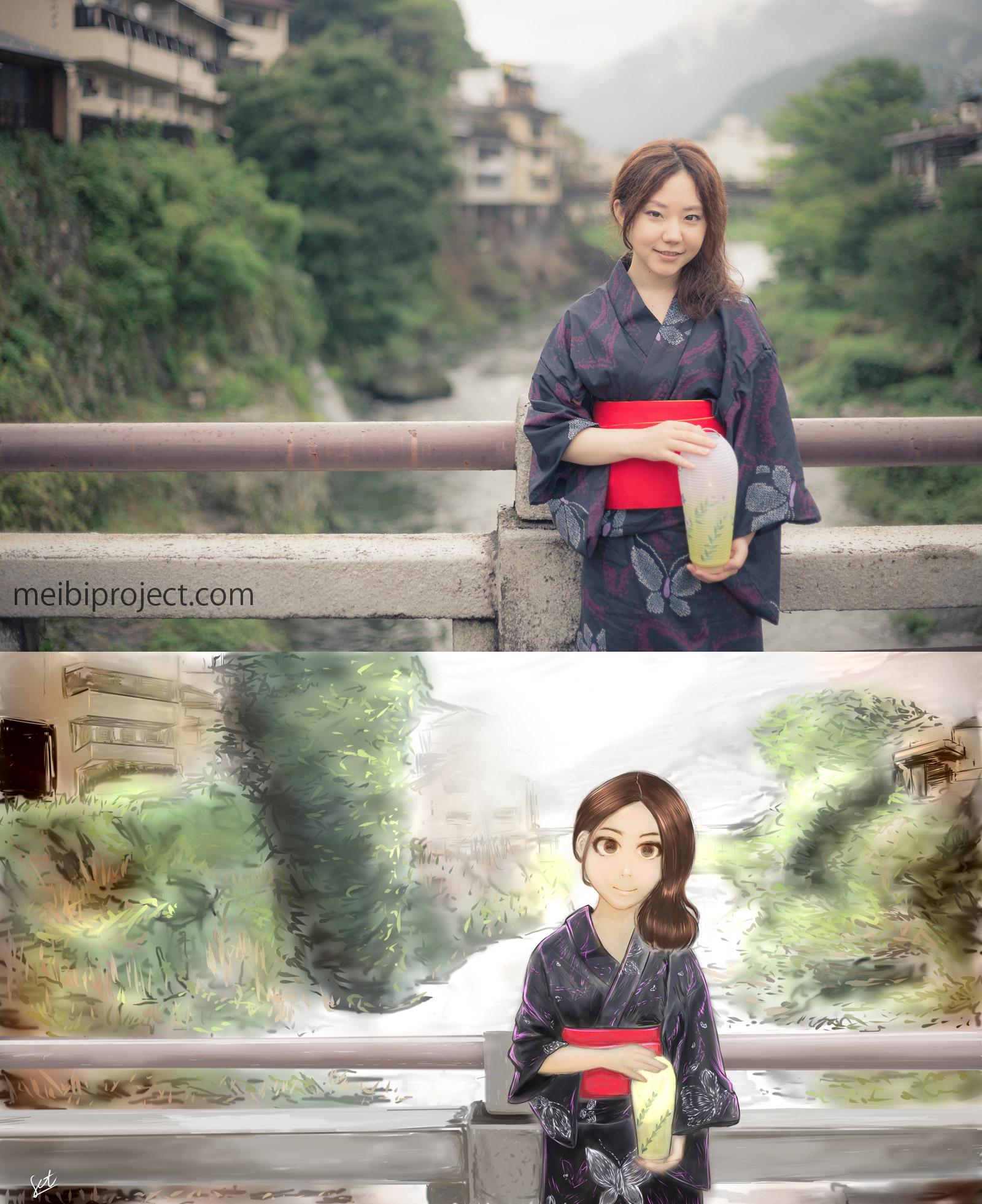 Hiroko Tsukamoto by Sunlita Citra