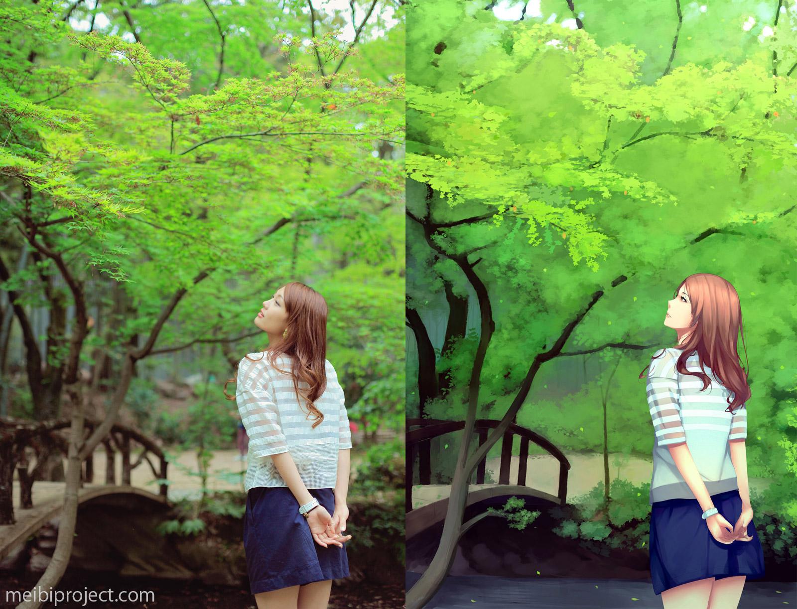 Natsumi Hirose by yaken
