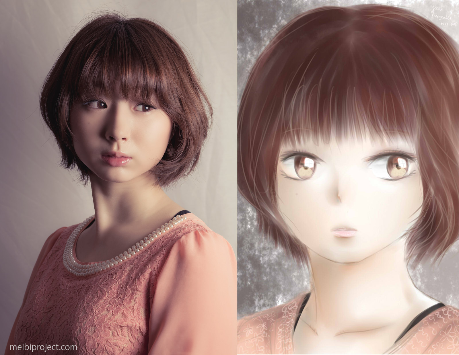 Rina Koike by Yudea Marcha