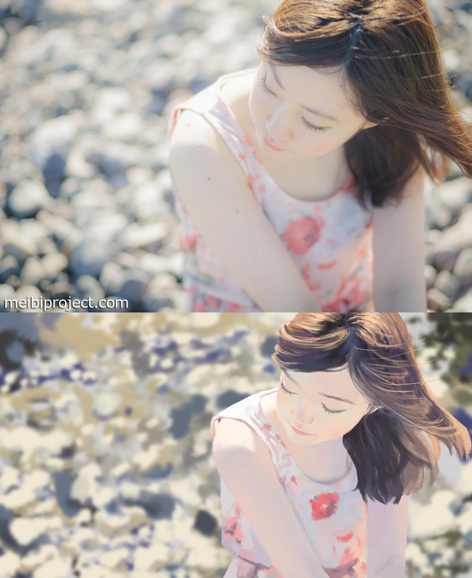 Hiroko Tsukamoto by Yossy Firstia